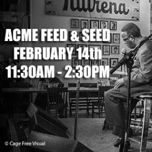 Charles 'Wigg' Walker - Acme Feed & Seed - 02/14/15