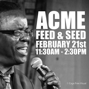 Charles 'Wigg' Walker - Acme Feed & Seed - 02/21/15