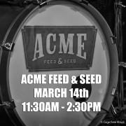 Charles 'Wigg' Walker - Acme Feed & Seed - 03/14/15