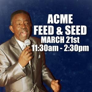 Charles 'Wigg' Walker - Acme Feed & Seed - 03/21/15