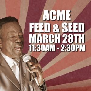 Charles 'Wigg' Walker - Acme Feed & Seed - 03/28/15