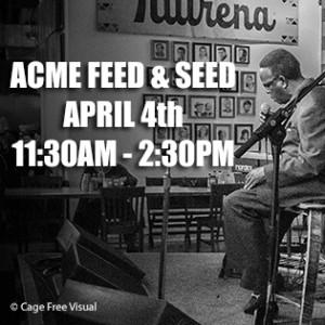 Charles 'Wigg' Walker - Acme Feed & Seed - 04/04/15