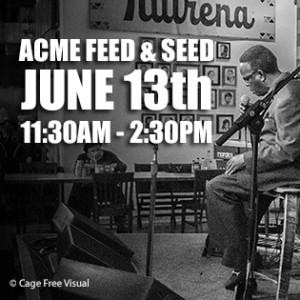 Charles 'Wigg' Walker - Acme Feed & Seed - 06/13/15