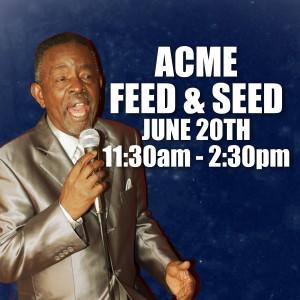 Charles 'Wigg' Walker - Acme Feed & Seed - 06/20/15