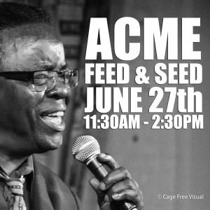 Charles 'Wigg' Walker - Acme Feed & Seed - 06/27/15