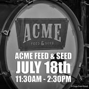 Charles 'Wigg' Walker - Acme Feed & Seed - 07/18/15