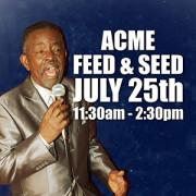 Charles 'Wigg' Walker - Acme Feed & Seed - 07/25/15
