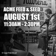 Charles 'Wigg' Walker - Acme Feed & Seed - 08/01/15