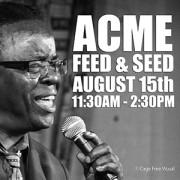 Charles 'Wigg' Walker - Acme Feed & Seed - 08/15/15