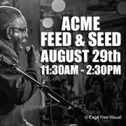 Charles 'Wigg' Walker - Acme Feed & Seed - 08/29/15